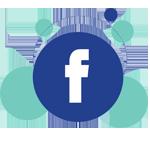 facebook ikon yuvarlak